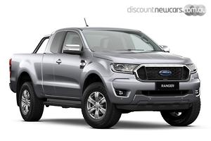 2021 Ford Ranger XLT PX MkIII Auto 4x4 MY21.75 Super Cab