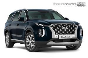 2021 Hyundai Palisade Highlander Auto AWD MY21