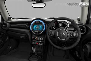 2021 MINI Hatch Cooper Signature Manual