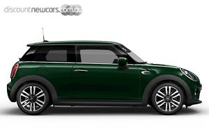 2021 MINI Hatch Cooper Exclusive Auto