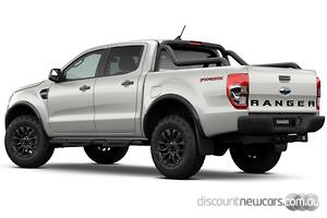2021 Ford Ranger FX4 Max PX MkIII Auto 4x4 MY21.25 Double Cab