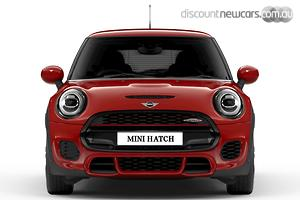 2021 MINI Hatch John Cooper Works Pure Manual