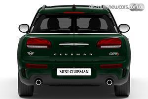 2021 MINI Clubman Cooper S Signature Auto
