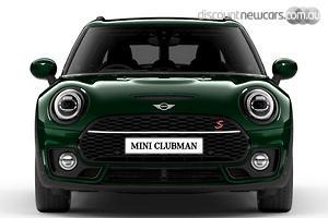 2021 MINI Clubman Cooper S Sport Manual