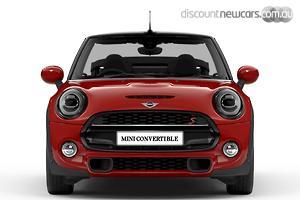 2021 MINI Convertible Cooper S Classic Manual