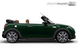 2021 MINI Convertible Cooper S Signature Manual