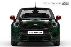 2021 MINI Convertible John Cooper Works Classic Auto