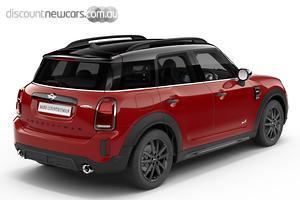 2021 MINI Countryman John Cooper Works Pure Auto ALL4