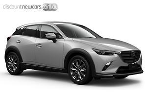 2021 Mazda CX-3 Akari LE DK Auto FWD