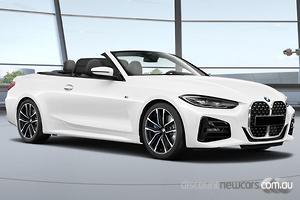 2021 BMW 4 Series 430i M Sport G23 Auto
