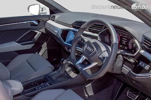 2021 Audi Q3 40 TFSI S Line Auto quattro MY21