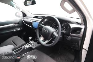 2021 Toyota Hilux SR5 Auto 4x4 Double Cab