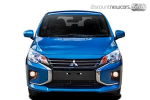 2021 Mitsubishi Mirage ES LB Manual MY21
