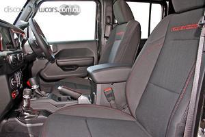 2021 Jeep Gladiator Rubicon Auto 4x4 MY21 V2 Dual Cab