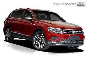 2021 Volkswagen Tiguan 162TSI Highline Allspace 5N Auto 4MOTION MY21