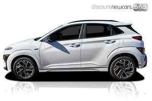 2021 Hyundai Kona N-Line Auto AWD MY21