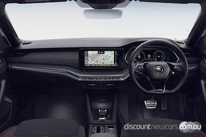 2021 SKODA Octavia RS Auto MY21