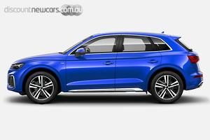 2021 Audi Q5 50 TDI S Line Auto quattro MY21