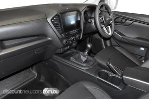 2021 Isuzu D-MAX SX Manual 4x4 MY21