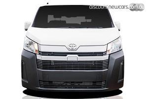 2021 Toyota Hiace LWB Auto
