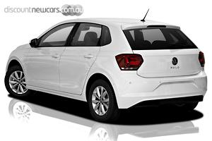 2021 Volkswagen Polo 85TSI Comfortline AW Manual MY21