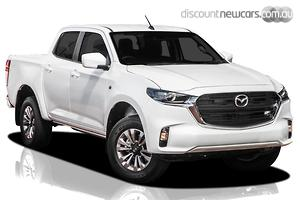 2021 Mazda BT-50 XT TF Auto 4x2 Dual Cab