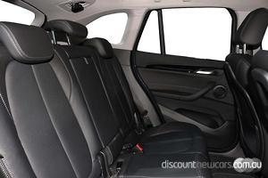 2021 BMW X1 xDrive25i F48 LCI Auto AWD