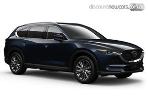 2021 Mazda CX-8 Asaki LE KG Series Auto i-ACTIV AWD