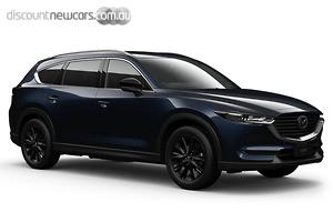2021 Mazda CX-8 Touring SP KG Series Auto i-ACTIV AWD