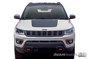 2021 Jeep Compass Trailhawk Auto 4x4 MY20