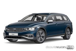 2021 Volkswagen Passat Alltrack 162TSI B8 Auto 4MOTION MY21