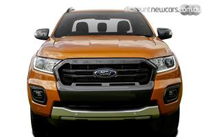 2021 Ford Ranger Wildtrak PX MkIII Auto 4x4 MY21.25 Double Cab