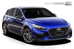 2021 Hyundai i30 N Line Premium Manual MY21