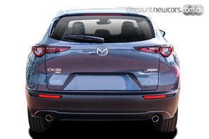 2021 Mazda CX-30 G25 Touring DM Series Auto i-ACTIV AWD