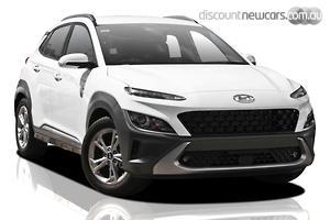 2021 Hyundai Kona Elite Auto 2WD MY21