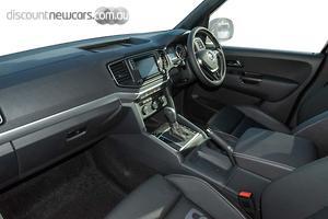 2021 Volkswagen Amarok TDI580 Aventura 2H Auto 4MOTION Perm MY21 Dual Cab