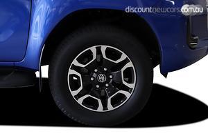 2021 Toyota Hilux SR5 Manual 4x4 Double Cab