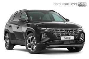 2021 Hyundai Tucson Highlander Auto 2WD MY22