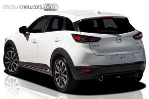 2021 Mazda CX-3 Akari DK Auto FWD