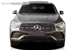 2021 Mercedes-Benz GLC-Class GLC300 Auto 4MATIC