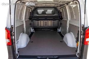 2021 Mercedes-Benz Vito 116CDI Medium Wheelbase Auto