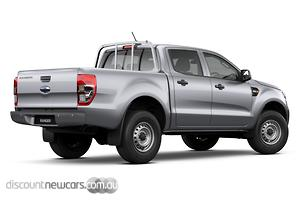 2021 Ford Ranger XL PX MkIII Auto 4x4 MY21.75 Double Cab