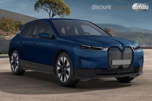 2021 BMW iX xDrive40 I20 Auto AWD