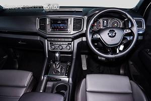 2021 Volkswagen Amarok TDI580 W580S 2H Auto 4MOTION Perm MY21 Dual Cab