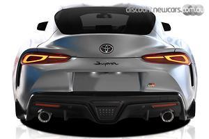2021 Toyota Supra GR GTS Auto