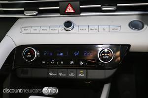 2021 Hyundai i30 Elite Auto MY21