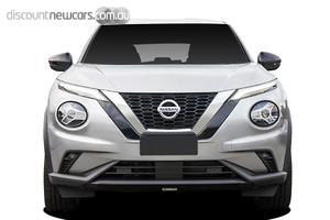 2021 Nissan JUKE Ti Energy Orange F16 Auto 2WD