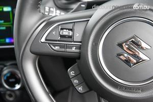 2021 Suzuki Swift GLX Turbo Auto