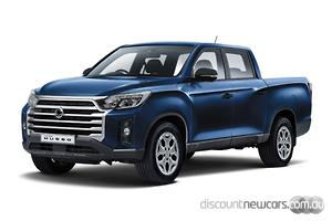 2021 SsangYong Musso ELX Auto 4x4 MY21