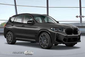 2021 BMW X3 M Competition F97 LCI Auto M xDrive